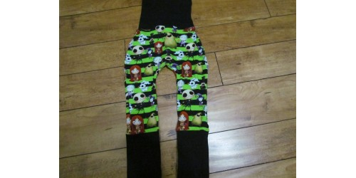 Pantalon évo bébé Nana- Monsieur Jack vert 6-36 mois