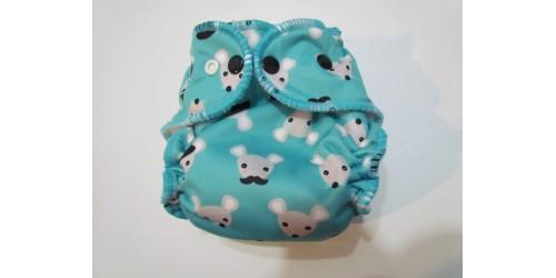couche bijou baby gear- small, medium- souris