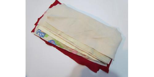 Feuillets lavables en micropolar- Paquet de 35