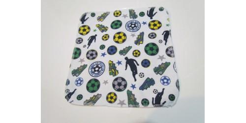 Lingette Bébé Nana- Moyen 9x9- Soulier de soccer