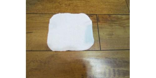 Lingette Bébé Nana- Petit 6x6- En ratine de BAMBOU