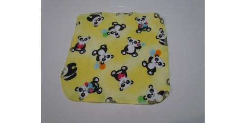 Lingette Bébé Nana- Moyen 9x9- Panda