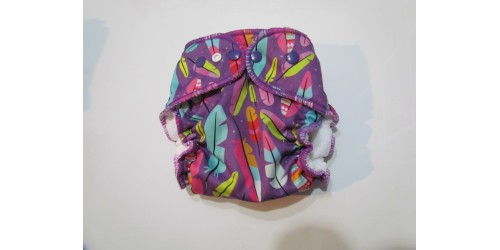 Couche bijou baby gear- small, medium- Plume