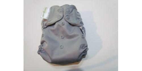 Bumgenius à poche- Armadillo gris- Snap
