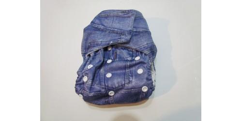 La Petite Ourse- Jeans-velcro