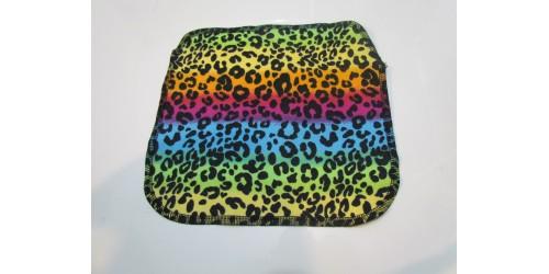 Lingette Bébé Nana- Moyen 9x9- Multicolor
