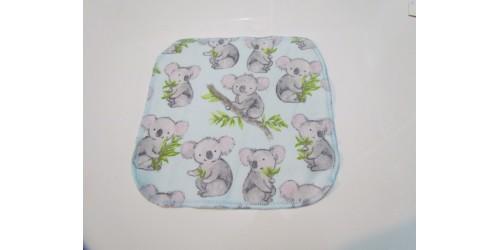 Lingette Bébé Nana- Grand 11x11- Koala