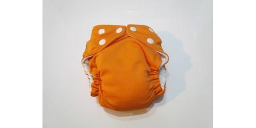Couche fuzzibunz- orange
