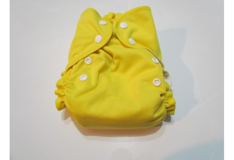 Couche AMP One size - Jaune poussin