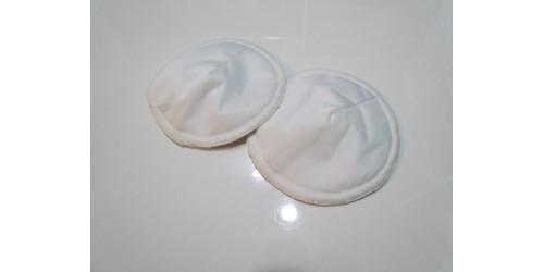 Compresse d'allaitement préformée Mme et Co- Blanc