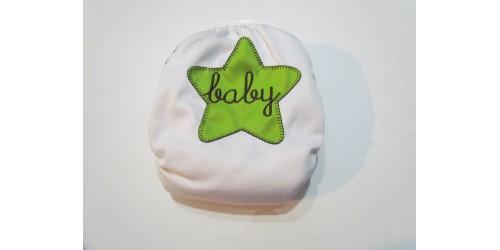 Kawaii baby- Étoile- Velcro