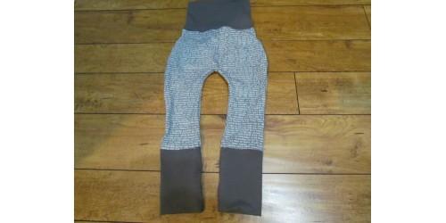 Pantalon évo bébé Nana- Philosophe (écriture) 6-36 mois