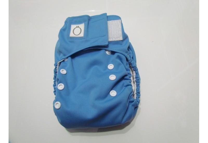 Omaiki nouvelle génération- Bleu-Poche-Velcro- Plusieurs fils de tirés dans le AWj
