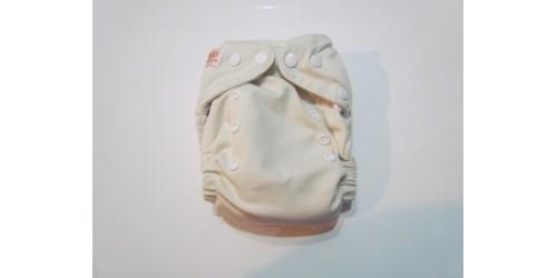Couche à poche sunbaby- Blanc