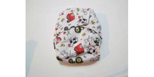 La Petite Ourse- Ferme-velcro