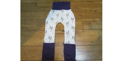 Pantalon évo bébé Nana- Fillette- Change de couleur au soleil- 6-36 mois
