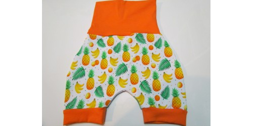Short évo bébé Nana- Ananas- 6-36 mois