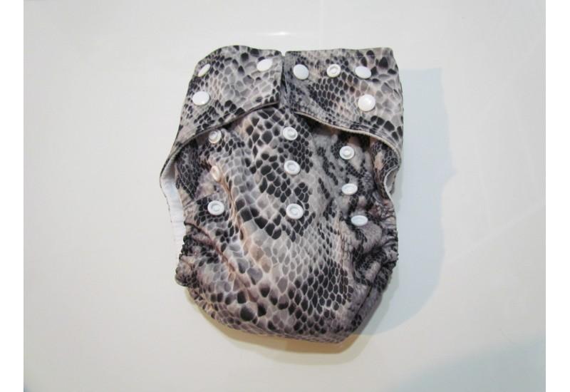Kawaii baby- Écaille de reptile- Snap