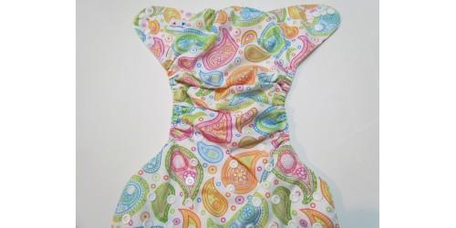 Couche Alva- Mandala multicolor