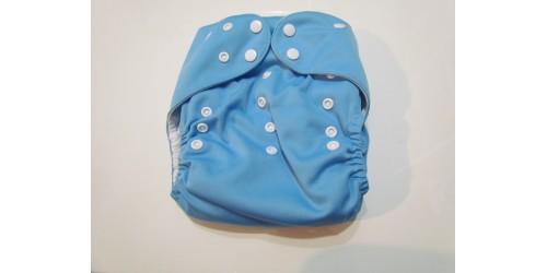 Couche Alva Large- Bleu