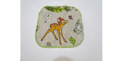 Lingette Bébé Nana- Petit 6x6- Bambi