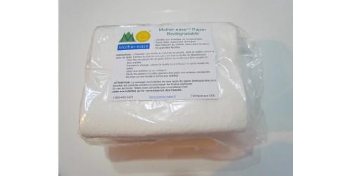 Feuillets Biodégradable- Paquet de 50