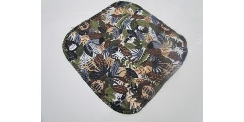 Lingette Bébé Nana- Moyen 9x9- Jungle