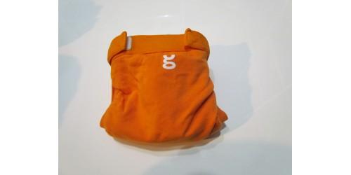 Couche G Diaper- Small 8-14 Lbs- Bleu marin- Velcro