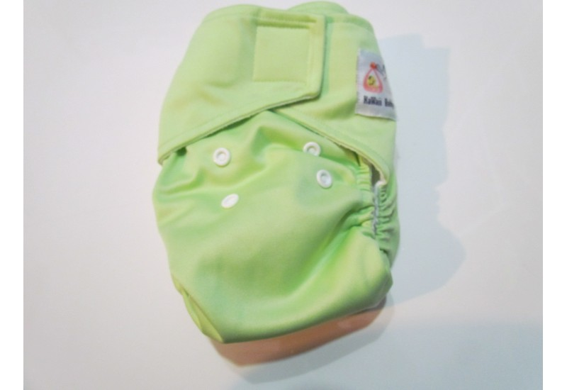 Kawaii baby- Vert- velcro