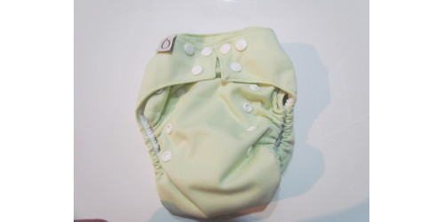 Omaiki nouvelle génération- verte pâle- tout-en-un