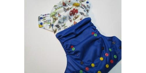 Couche à poche Joka Bébé- Gnome