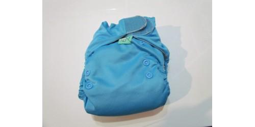 Couche Totsbots easy fit- Bleu- version 4- Velcro