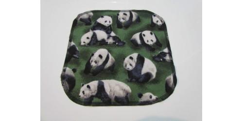 Lingette Bébé Nana- Petit 6x6- Panda