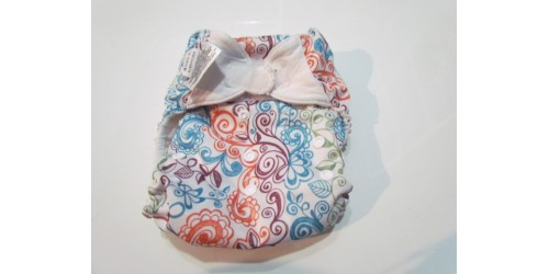 Bumgenius à poche- Lovelace- Velcro