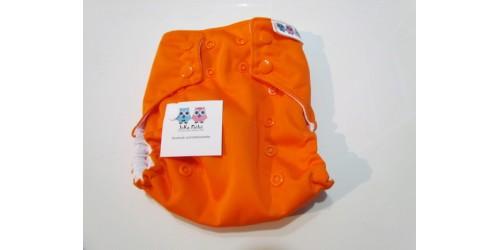 Couche à poche Joka Bébé- Orange