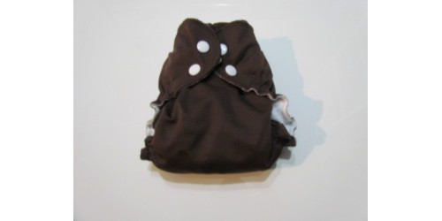 Applecheeks grandeur 1- Chocolat- 7-20 lbs