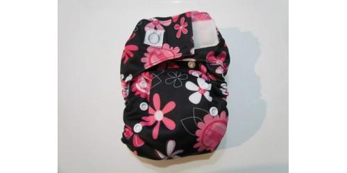 Omaiki nouvelle génération- Fleur-à poche- Velcro- Utilisé quelques fois