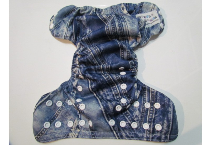 Couche Double Maman- Jeans