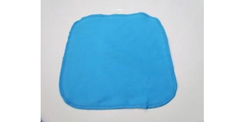 Lingette Bébé Nana- Moyen 9x9- Bleu