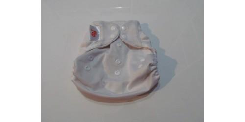 Bumgenius Flip- Blanc