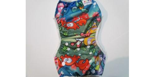 Couche de piscine Alva- Crabe