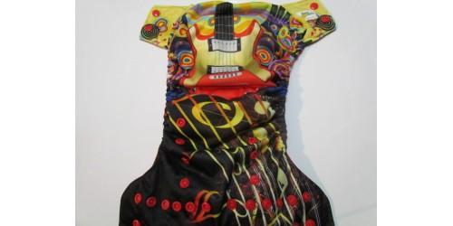 Couche à poche Agrumette- Guitare