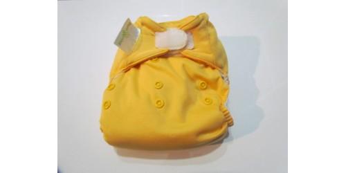 Bumgenius à Poche- Orange clementine- Velcro