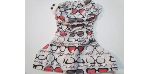 Bumgenius à Poche- Audrey lunette dessiné- snap