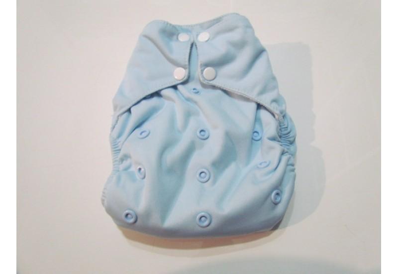 Bic et Biquette à POCHE- bleu pâle-Snap- Peu utilisé