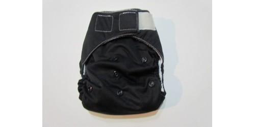 Bic et Biquette à POCHE- Noir- Velcro- Peu utilisé