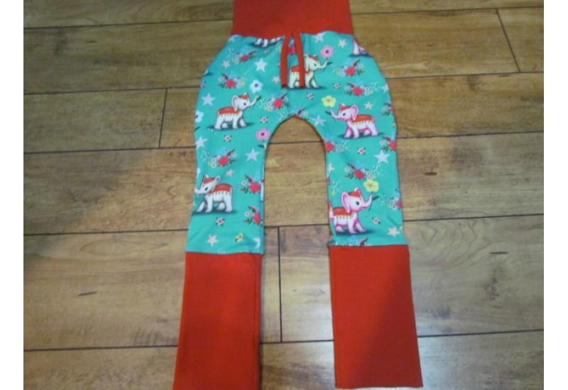 Pantalon évo bébé Nana- Éléphant 6-36 mois