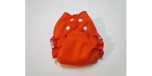 AMP  small- 6-18 lbs- Tout-en-1- Orange- Peu utilisé