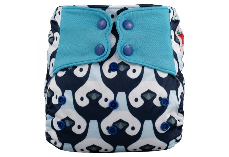 Elf diaper- Couvre-couche (TE2)- Icebird-snap