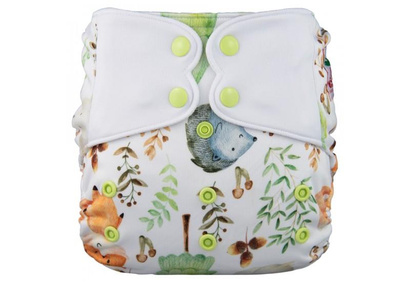 Elf diaper- Couvre-couche (TE2)- Oscar-snap
